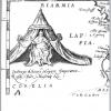 Английская карта А. Дженкинсона   1562 г.