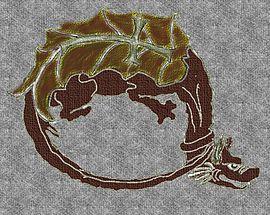Орден Дракона Эмблема
