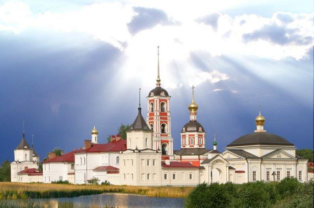 Ростовский Троице Сергиев Варницкий монастырь