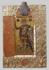 Византийская икона Святой Дмитрий