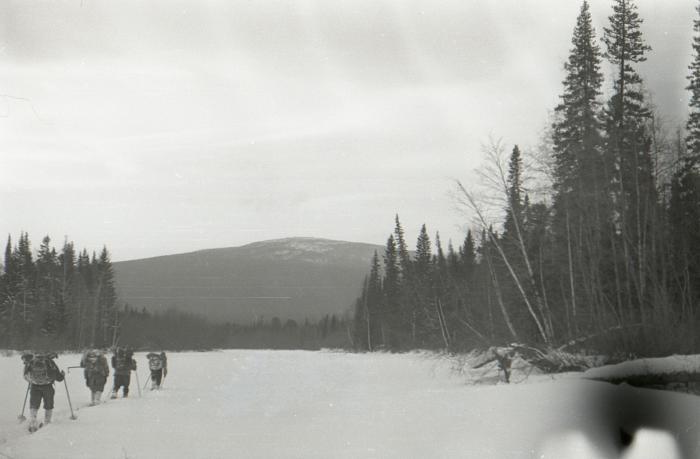 Фотопленка дятловцев №4 кадр 23