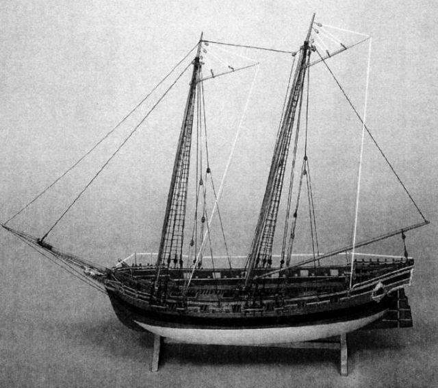 Яхта «The Transport Royal». реконструкция по сохранившимся английским чертежам. Модель. Перед нами родоначальник Русского флота, забытый нашими историками англицкий ботик.
